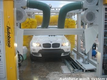 China Mexico reis van TEPO-AUTO Tunnel car wash leverancier
